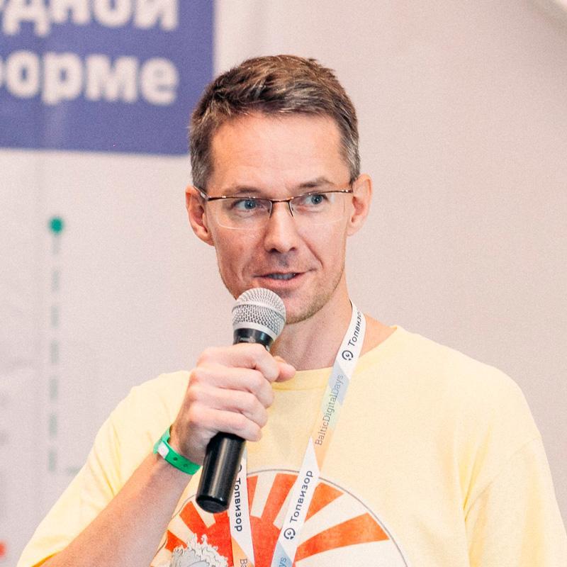 Михаил Шакин.Автор одного из старейших SEO-блогов shakin.ru