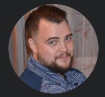 Георгий Бажуков.Backend-разработчик в «Точка Банк».