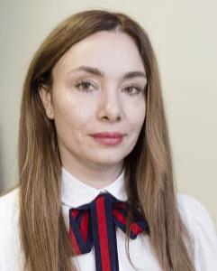 Юлия Котельникова.Основатель компании «Акваэстетика», специалист по водным объектам.