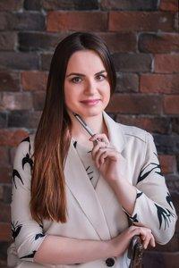 Сосновая Анна Владимировна.Сертифицированный специалист в области Learning and knowledge management.
